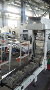 Massa de macarrão totalmente automático esparguete com peso da máquina de embalagem