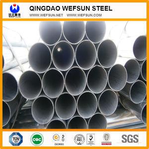 Tubo quadrato d'acciaio standard di GB di lunghezza di Pre-Gi 6m