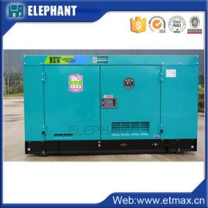 110kVA 100kVA Fawde Motor-industrieller Gebrauch-Dieselgenerator-Set