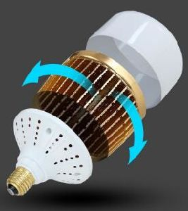 De alta potencia 80W Bombilla LED LUZ
