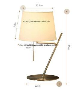 Dormitorio Lámpara de noche postmoderno nórdico Simple Salón Creativa Lámpara LED Lámpara poco dulce