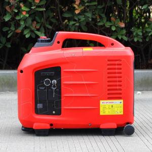Bison (China) BS-X2000 agregado de Segurança Confiável Gerador Inversor silenciosa