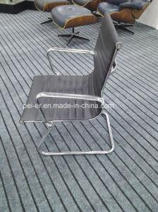 Metalllederner Büro-Hotel Eames Sitzungs-Besucher-Stuhl (PE-E13)