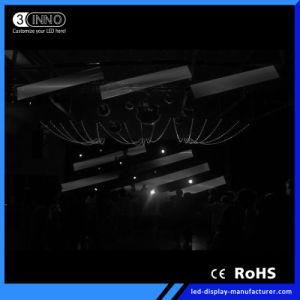 P56.25mmの高い定義フルカラーSMD柔らかいLEDスクリーンのLED表示