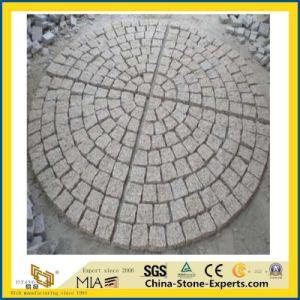 Natuurlijke Graniet G654/G603/G684/G682/Grey/Black/Red/Yellow/Basalt/Blok/Cobble/Kubus/Vlag/Rand/Kerbstone/Blinde/de Vorm/de Straatsteen van de Ventilator voor het Modelleren/Tuin