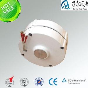 最上質100W 12V/24V低いRpm 3段階AC永久マグネット発電機