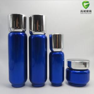 Nuevo diseño de la botella de cristal de cosméticos para Cosmética