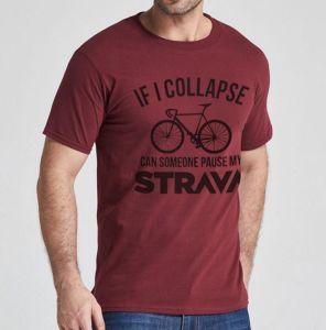 주문 인쇄를 가진 남자의 CVC 70% 면 30% 폴리에스테 150GSM t-셔츠