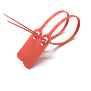 Plastiksicherheits-Dichtungs-Besetzer-Beweis-Kabelbinder