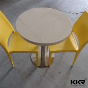 La Chine Fabricant Surface solide Les tables de restaurant 181114