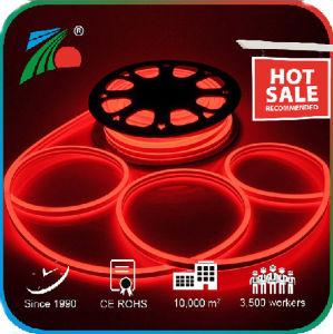 SMD 2835 5050 mini 24V flessione impermeabile esterna 1m ha tagliato l'indicatore luminoso al neon della corda della flessione del LED