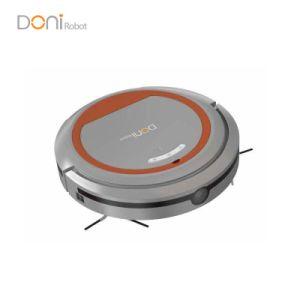 Aspirador de pó do robô com câmara IP e leitor Bluetooth Controle WiFi