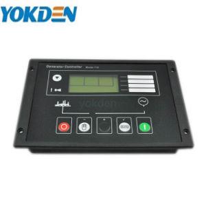 Painel de controle 710 Grupo Gerador Controlador ATS