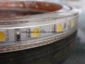 SMD super brilhante5050 220V 120V Corda de LED Light