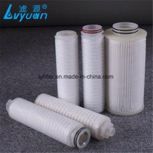 De Geplooide pp Filter van Abosolute Tarief voor de Filtratie van het Water