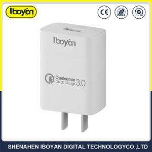세륨 RoHS는 QC 3.0가 빨리 충전기 Smartphone를 위한 이동하는 3.0A에 의하여 출력된 보편적인 USB 충전기를 증명했다