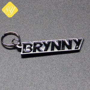 中国の工場カスタム金属3Dは鋳造物亜鉛合金Keychainを停止する