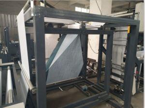 Saco de tecido não tecidos fazendo a máquina para Vest Saco (Zxl-A700)