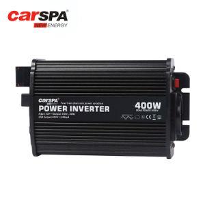 400 Вт постоянного тока к источнику питания переменного тока инвертор с USB (CAR400U-400W)