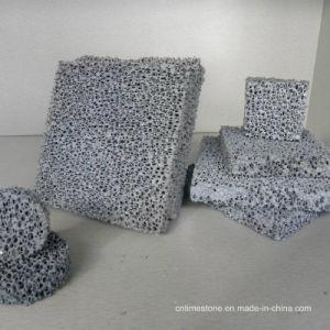 Filtre en mousse en céramique de carbone de silicium pour le fer de moulage et de la fonderie