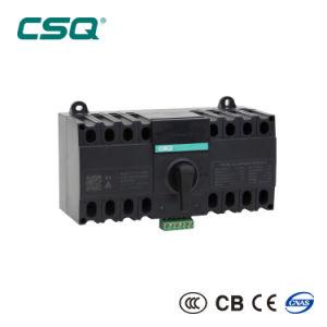 De alta calidad a bajo precio de 63 a 4 polos Auomatic Interruptor de transferencia para el generador