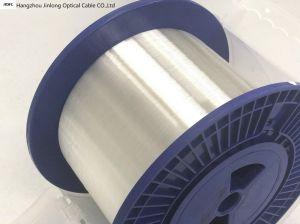 단일 모드 벌거벗은 색깔 유리제 광섬유 G652D 광섬유