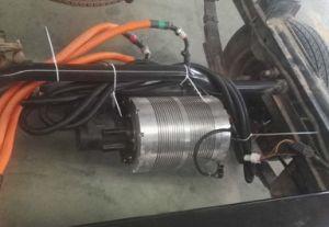 motore a corrente alternata 10kw220V per uso di industria con l'alimentazione elettrica di monofase