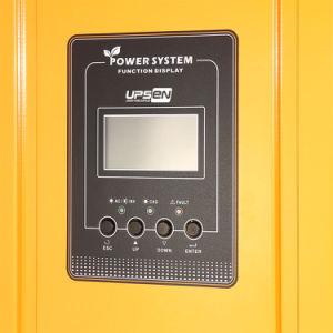 Invertitore puro di potere dell'invertitore della casa dell'invertitore dell'onda di seno con la funzione dell'UPS per la TV, l'indicatore luminoso, l'uso di CA, del ventilatore, della lampadina e del frigorifero
