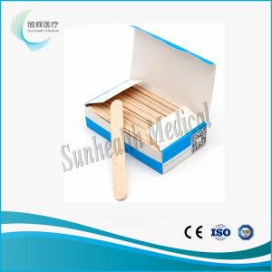 Alta qualidade médica estéril de madeira descartáveis Depressor da Lingueta