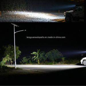 LED de 4,3 pouces des feux de travail 27W faisceau spot hors-route