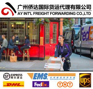 A DHL o envio para o Chipre da China
