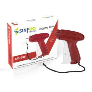 良いファブリック(SF-08F-4)のための最も新しいプラスチック良い札Pin銃