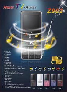 TV música Celular (Z902)