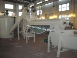 PET Bottle Recycling Line 1000kg/H