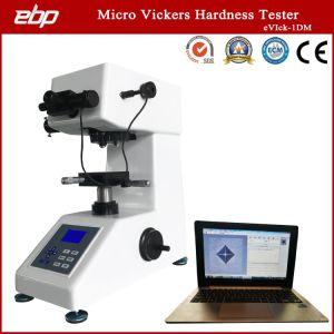 Микро Vickers жесткость испытаний оборудования цифровой Durometer