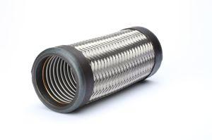 Tubo flessibile del grande scarico dell'acciaio inossidabile