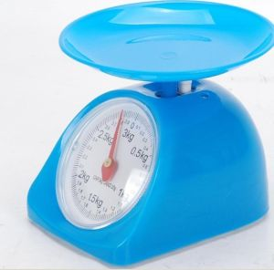 Nettes Price 3kg Plastic Kitchen Scale