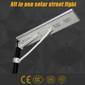 60ワット1つの太陽街灯の保証2年のすべて