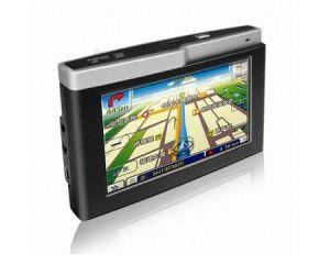 4.3Inch Navegador GPS con pantalla táctil (GP6432)