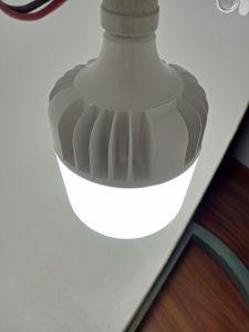 20W de alta potencia 30W 40W 50W de fundición de aluminio de 60W Bombilla LED LUZ