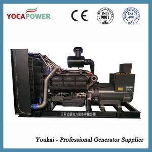 Usine électrique de 250kVA Groupe électrogène Générateur Diesel de puissance