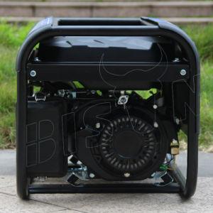 バイソン(中国) BS4500g 3kw 3kVA AC単一フェーズの長期間の時間信頼できる発電機の製造会社