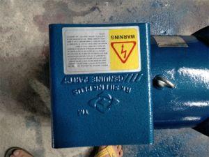 Niedriges Drehstromgenerator-Teil des U-/Mingenerator-St-3 kleines des Pinsel-230V 3kw