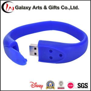 16ГБ красочные браслет браслет диск USB накопитель силикон флэш-накопитель USB