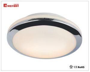 現代元の簡単なガラスLEDの天井ランプ