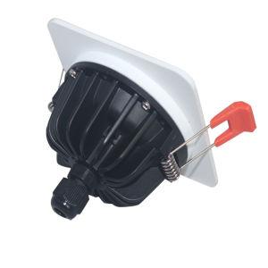 Luz de tecto LED impermeável com LEDs SMD de alta luminosidade
