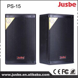 PS-15 400-800W Full-Frequency de 15 pulgadas de altavoces multimedia profesional