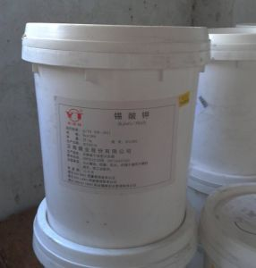 Trihydrate van Stannate van het kalium (Sn38%) Industriële Rang CAS 12125-03-0