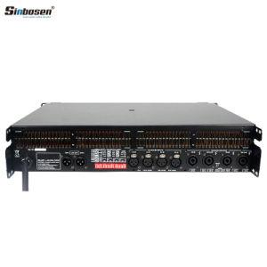 Amplificatore di potere professionale del laboratorio Fp10000q Gruppen di Sinbosen 4X1350watts audio