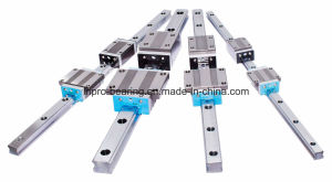 Rodamiento de movimiento lineal de acero inoxidable Hgw65cc, Hgw60cc, Hgw55cc